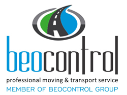 beocontrol transport robe logo