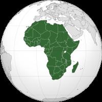 transport robe afrika