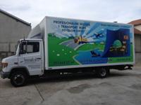 transport robe kamionom beograd