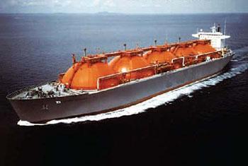 Tankeri za transport tečnog vodonika