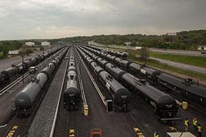 Transport nafte i gasa zeleznicom
