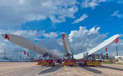 Transport vetrenjača
