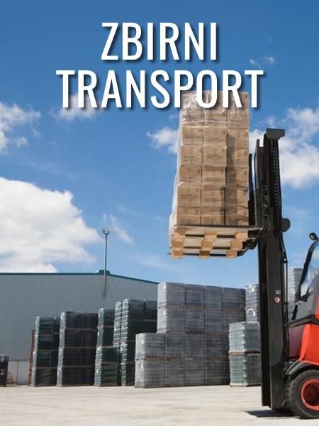 zbirni transport