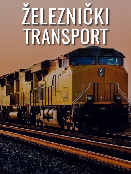 zeleznicki transport