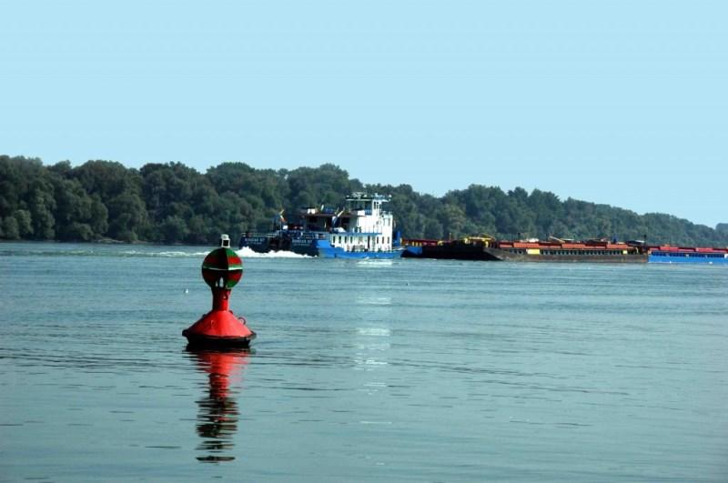 Rečni transport robe Savom