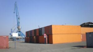 Kontejnerski terminal