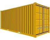 Brodski kontejner 20' HC Rijeka