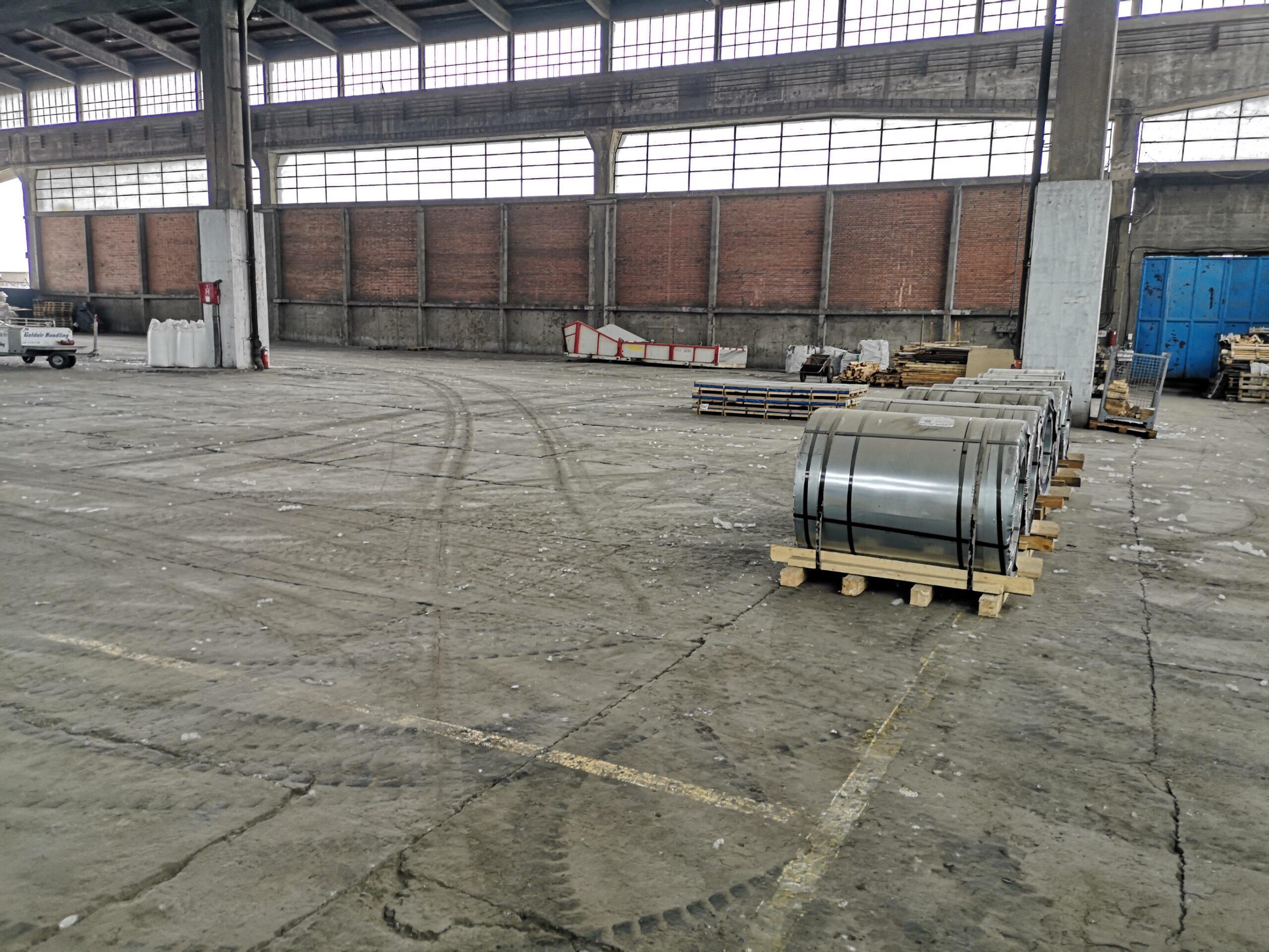 Velika hala za skladište
