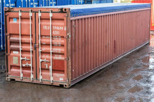 40ft open top kontejneri
