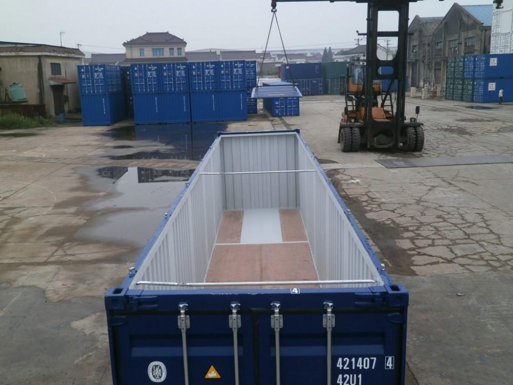 40ft hard top izgled kontejnera