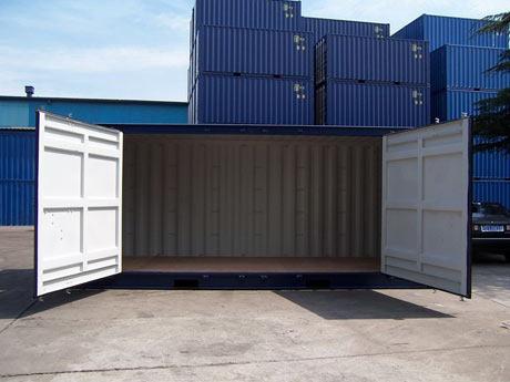 20ft side door polovan kontejner Beocontrol Logisic Prodaja