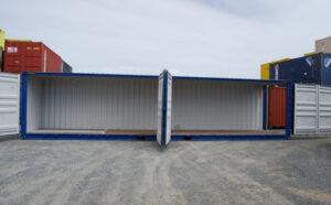 40ft side door polovan kontejner Beocontrol Logisic Prodaja